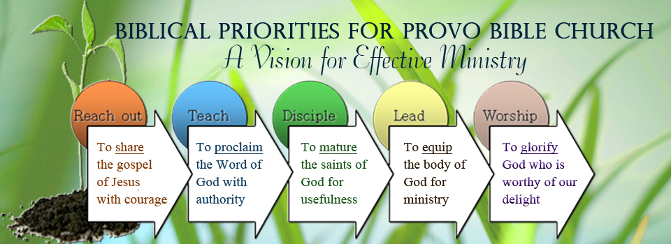 Vision for Ministry